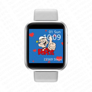 """China 1.54"""" HD IPS Large Screen Y68plus Blood Pressure Smartwatch wholesale"""