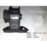 Quality Iron / Aluminum / Steel Honda Auto Body Parts Car Left Engine mount for sale