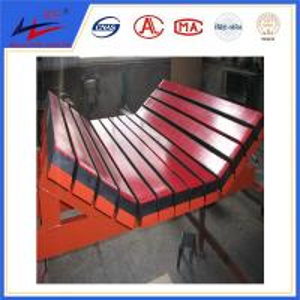 Quality Conveyor belt transportation buffering bed for sale
