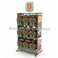 Wholesale Movable Merchandising Displays Fixtures / Retail Merchandise Displays from china suppliers