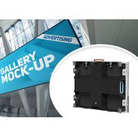 China High Refresh Led Video Wall Hire , P1.667 SMD1010 Indoor Led Display Screen wholesale