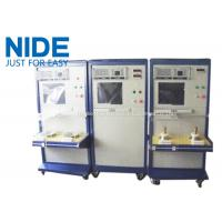 China Stator Performance Testing Panel Machine For Insulation Resistance wholesale