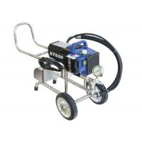 China Small Electric Airless Paint Sprayer , airless spray painting machine for roof , garage wholesale