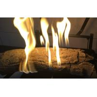 China Fires Flame Gas Fire Logs Commercial Buck Stove Gas Logs With Pipe Inside wholesale