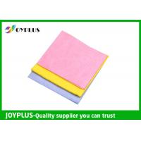 China Needle - Punched Non Woven Cleaning Cloths Disposable Viscose / Polyester Material wholesale