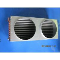 China Customized Aluminium Fin Type Air Cooled Condenser For Refrigeration Condensing wholesale