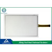 "China 8.3"" Large Industrial Touch Screen Panel Resistive Analogue 3H Hardness wholesale"
