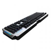 Buy cheap Rainbow Light Up Keyboard Mechanical Backlit Keyboard Long Service Life from wholesalers