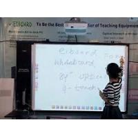 China 85 Inch CTP Smart Interactive Whiteboard Magnetic Lacquered Steel Surface wholesale