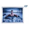 Buy cheap Led Backlit Light Box Rectange Shape 3000Lux Brightness For Advertising from wholesalers
