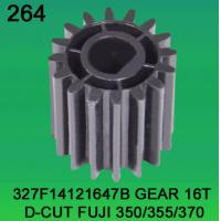 China 327F14121647B GEAR TEETH-16 D-CUT FOR FUJI FRONTIER 350,355,370 minilab wholesale