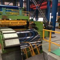 China 430 BA Mirror Stainless Steel Strip Roll , ASTM 304 430 420 316L Aisi Steel Strip Coil 0.3mm-3mm wholesale