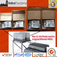 China 2liter Ink Packs for Mbis (SPC-0585) wholesale
