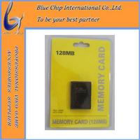 Buy cheap PS2 128MB memory card from wholesalers