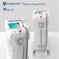 China 808nm Diode Laser Hair Removal Device For Leg/ Arm Hair Removal Machine wholesale