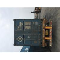 China Various Colors Used 40ft Shipping Container For Warehousing Logistics And Transport wholesale