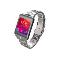China Android & IOS Heart Rate Smart Watch Stainless Steel Selectable Watchband wholesale