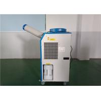 China Spot Portable Air Conditioner Large Facilities Cooling With 930BTU Single Duct wholesale