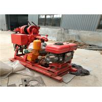 China ST-200 Geological Exploration Portable Water Well Drilling Rigs High Rated Speed wholesale