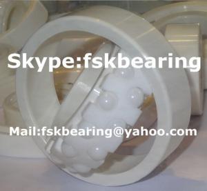China Isolated 1205 ZrO2 Full Ceramic Self Aligning Ball Bearing Two Row wholesale