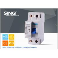 China F362 RCCB Residual Current Circuit Breaker , 2P , 4P earth fault Circuit Breaker wholesale