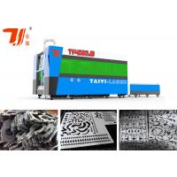 Buy cheap Architectural Model Metal Laser Cutting Machine Water Cooling 3 Axis Laser Cutter from wholesalers