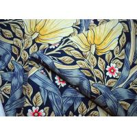 China 12OZ CVC Canvas With Inkjet Printed / Plain Fabric For Bags And Shoes wholesale