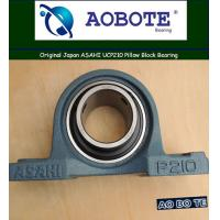China UCP210 ASAHI Pillow Block Bearing ABEC-5 With Chrome Steel Ring Material wholesale