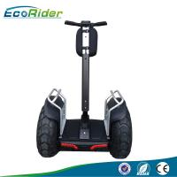 China Self Balance Segway Electric Scooter Brushless Off Road Motorized 21 Inch Tire wholesale