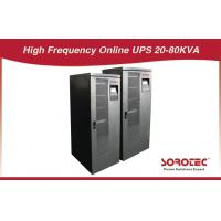 High frequency 3ph in / out 4 line 110V UPS HP9330C 208V Series 20KVA / 16KW