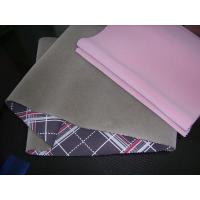 China Custom Foam Waterproof Sound Insulation Cotton Fabric for Clothing Environmental Protection wholesale