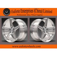 China Porsche Cayman Gold Forged Wheels 3 Piece 18 Inch 19 Inch  20 Inch wholesale