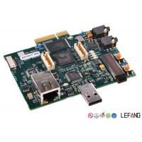 China UL Approved SMT DIP PCB Board Assembly Bare Pcb Board 2 Layers wholesale