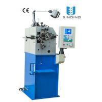 China 3 Phase 220v Spring Coiling Machines 0.07~0.80mm Wire Diameter wholesale