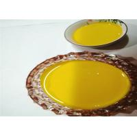 China Synthetic Rubber Yellow Pigment Paste Professional 1.1g/Ml-1.3g/Ml Specific Gravity wholesale