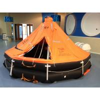China Davit Launched Type Solas Approved Inflatable Life Rafts wholesale