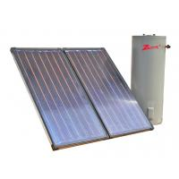 China Flat panel Balcony solar water heater wholesale