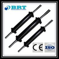China two-way double acting brake master cylinder hydraulic jack/hydraulic streeing cylinder on sale
