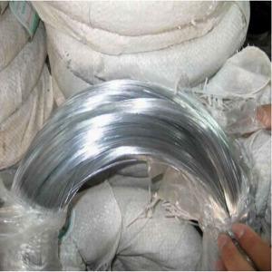 China Iso teli hekuri i galvanizuar wholesale