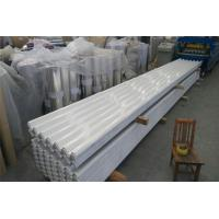 China Color Coated Corrugated Aluminum Sheet 1.5mm PVDF Industrial Corrugated Roofing Sheets wholesale