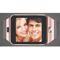 China 2015 competitive price wemelody Z09 smart watch with sim card wholesale