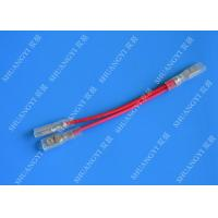 Buy cheap Y Spade Customized 250 Type Terminal Connector Electric Cable Assembly from wholesalers