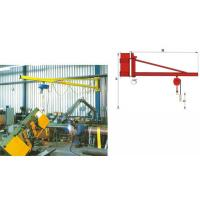 China BZ3t Light Duty Wall Mounted Slewing Jib Cranes for Plant Room Maintenance wholesale