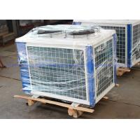 China R404a Low Temperature Condensing Unit , Danfoss Compressor Rack wholesale