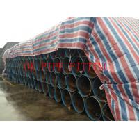 China Seamless tubes and pipes for boilers Pr EN 10216 Part 1 - X11CrMo5+I on sale