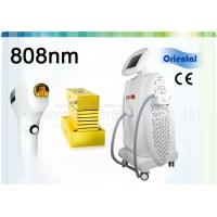 Quality Micro Channel 808nm Diode Laser Hair Removal Machine With Laser Diode Stack for sale