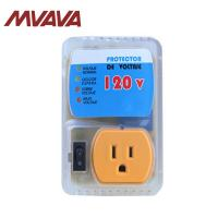 China MVAVA 20A US Standard Socket Yellow PC Panel Home Appliance Surge Protector Voltage Socket US Plug on sale