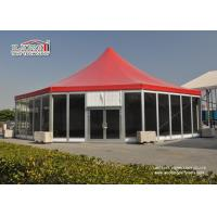 China Hot Sale 500  to 1000 Poeple Multi-Side Roof Marquee for Catering and Wedding wholesale