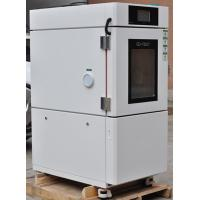 China 100 Liters Electrical Lab Equipment Constant Temperature Humidity Chamber For Led light, plastic wholesale