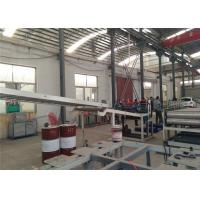 China Plastic PP PE Thick Board Plate Extruder Making Machine / Plastic Board Extrusion Machinery wholesale